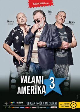 Így készült: Valami Amerika 3 (2018) online film