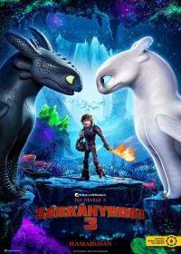 Így neveld a sárkányodat 3. (2019) online film
