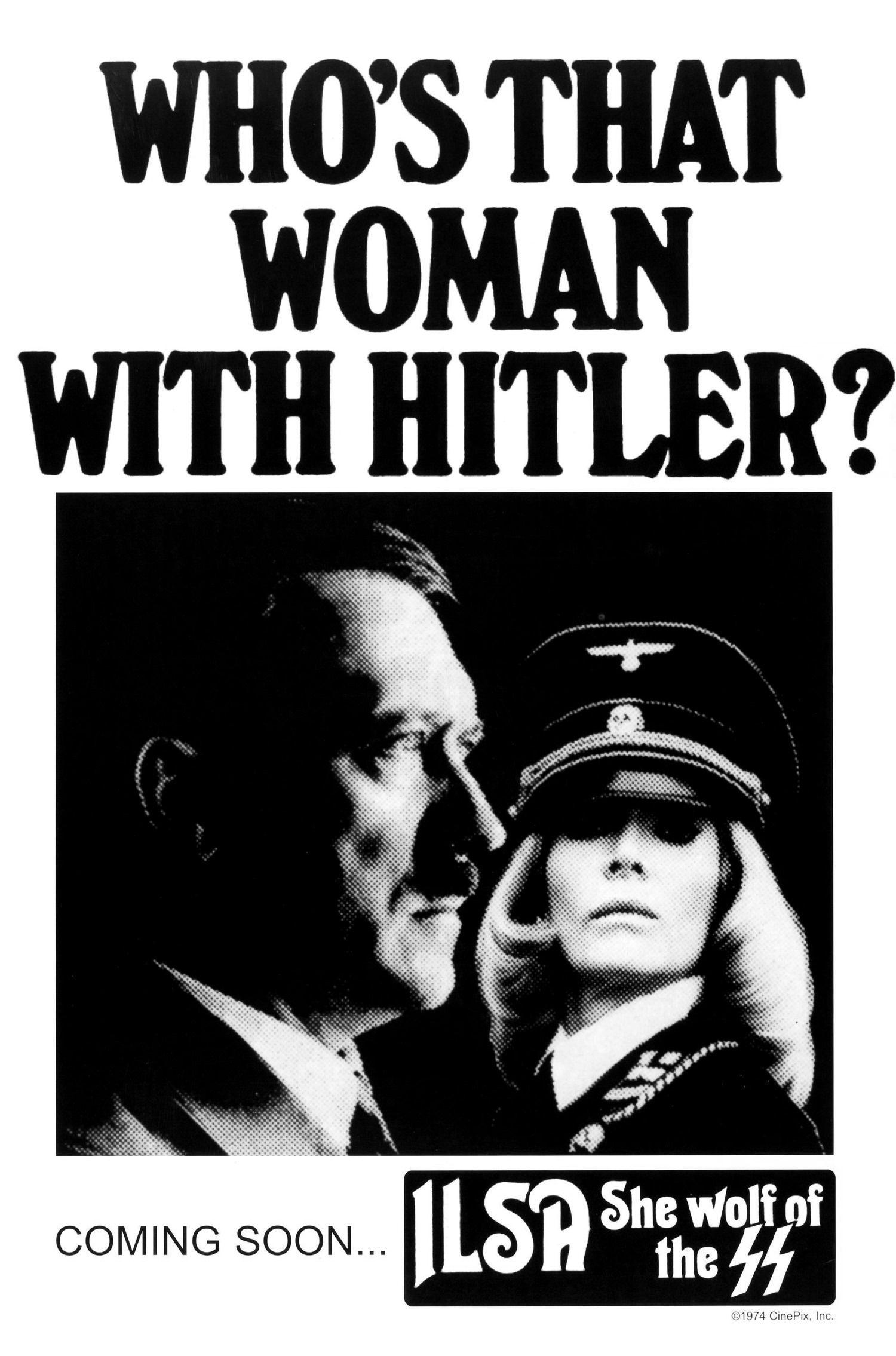 Ilsa, az SS farkasszukája (1975) online film