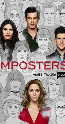 Imposters 2. évad (2018) online sorozat
