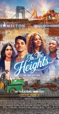 In the Heights - New York peremén (2021) online film