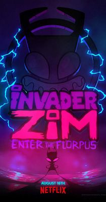 Invader ZIM: Enter the Florpus (2019) online film