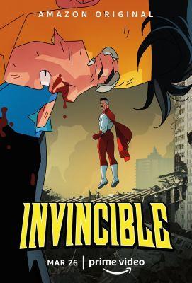 Invincible 1. évad (2021) online sorozat