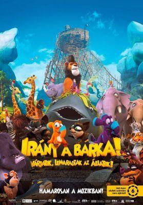 Irány a bárka! (2015) online film