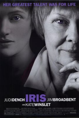 Iris - Egy csodálatos női elme (2001) online film