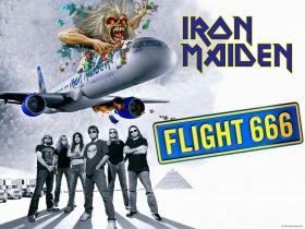 Iron Maiden - Flight 666 (2009) online film