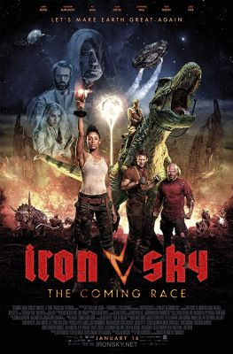 Iron Sky: The Coming Race (2019) online film