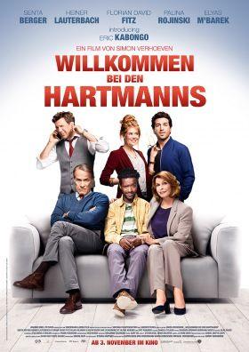 Isten hozott Németországban (2016) online film