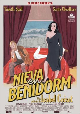 It Snows in Benidorm (2020) online film