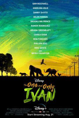 Ivan, az egyetlen (2020) online film