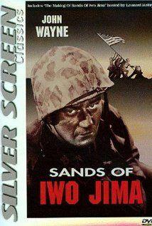 Iwo Jima fövenye (1949) online film