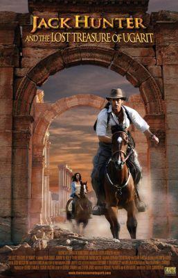 Jack Hunter - Ugarit elveszett kincse 1. évad (2008) online sorozat