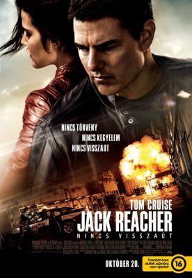 Jack Reacher: Nincs visszaút (2016) online film