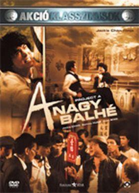 Jackie Chan: A nagy Balh� (1983)