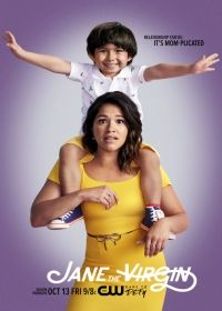 Jane the Virgin 4. évad (2017) online sorozat