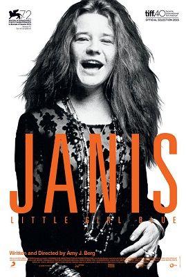 Janis: A Janis Joplin-sztori (Janis: Little Girl Blue) (2015) online film