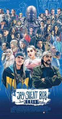 Jay és Néma Bob (2019) online film