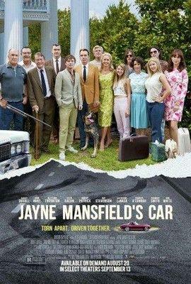Jayne Mansfield kocsija (2012)