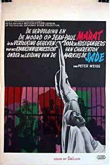 Jean-Paul Marat üldöztetése és meggyilkolása (1967) online film