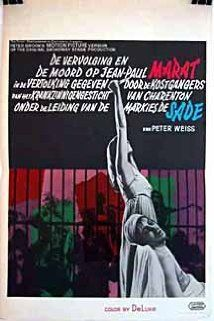 Jean-Paul Marat �ld�ztet�se �s meggyilkol�sa (1967) online film