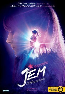 Jem és a hologramok (2015) online film