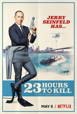 Jerry Seinfeld: 23 óra dögunalom (2020) online film