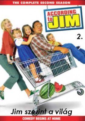 Jim szerint a világ 2.évad (2001) online sorozat