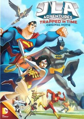 JLA Adventures: Trapped in Time (2014) online film