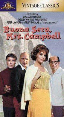 Jó estét, Mrs. Campbell (1968) online film
