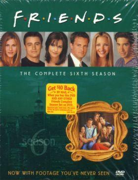 Jóbarátok 6. évad (1999) online sorozat