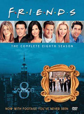 Jóbarátok 8. évad (2001) online sorozat