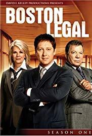 Jogi játszmák 1. évad (2004) online sorozat