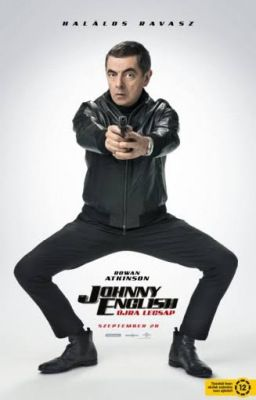 Johnny English újra lecsap (2018) online film