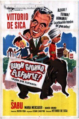 Jónapot, elefánt (1952) online film