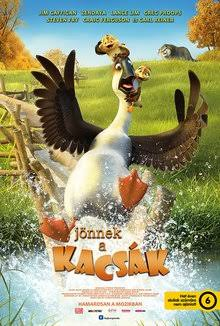 Jönnek a kacsák (2018) online film
