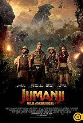 Jumanji - Vár a dzsungel (2017) online film