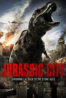 Jurassic City (2014) online film