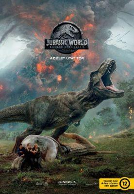 Jurassic World: Bukott birodalom (2018) online film