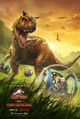 Jurassic World: Krétakori tábor 3. évad (2021) online sorozat