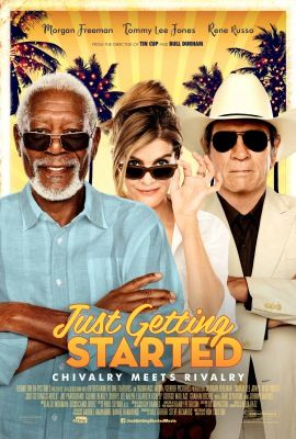 Just Getting Started (2017) online film