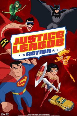 Justice League Action 1. évad (2016) online sorozat