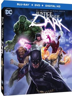 Justice League Dark (2017) online film