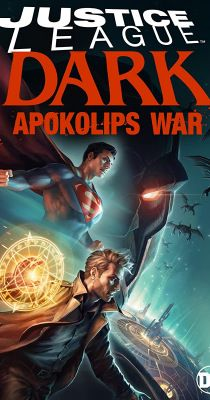 Justice League Dark: Apokolips War (2020) online film