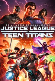 Justice League vs. Teen Titans (2016) online film