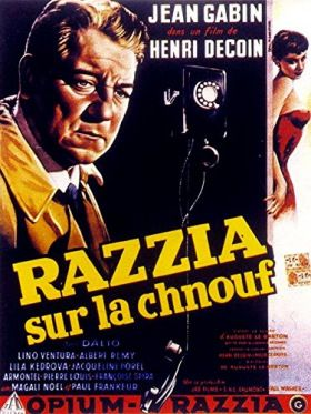 Kábítószer razzia (1955) online film