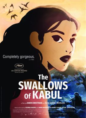 Kabul fecskéi (2019) online film