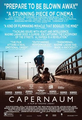 Kafarnaum: A remény útja (2018) online film