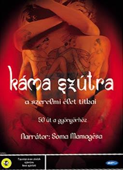 Káma szútra - A szerelmi élet titkai online film
