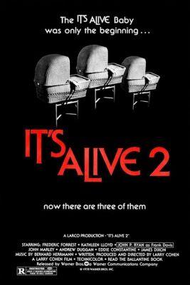 Kannibál bébi születik 2  (It Lives Again) (1978) online film