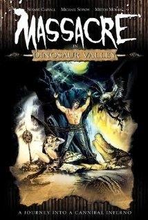 Kannib�l inferno avagy m�sz�rl�s a Dinoszaurusz-v�lgyben (1985)